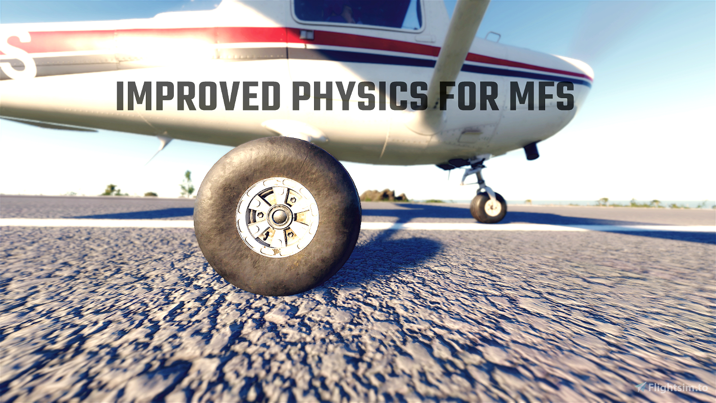 IMPROVED PHYSICS FOR MFS