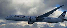 Iran Air 787-10 - Modern Livery - 4k Image Flight Simulator 2020