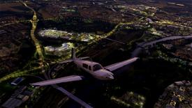 Teeside Park, Stockton-on-Tees Microsoft Flight Simulator