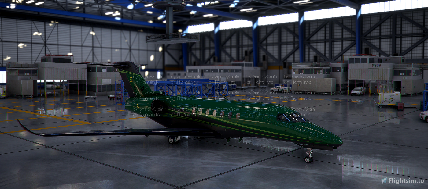 Cessna Citation Longitude X Series (Now in 9 colours!)