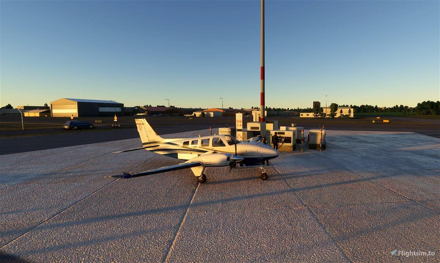 EKRK - Roskilde Airport
