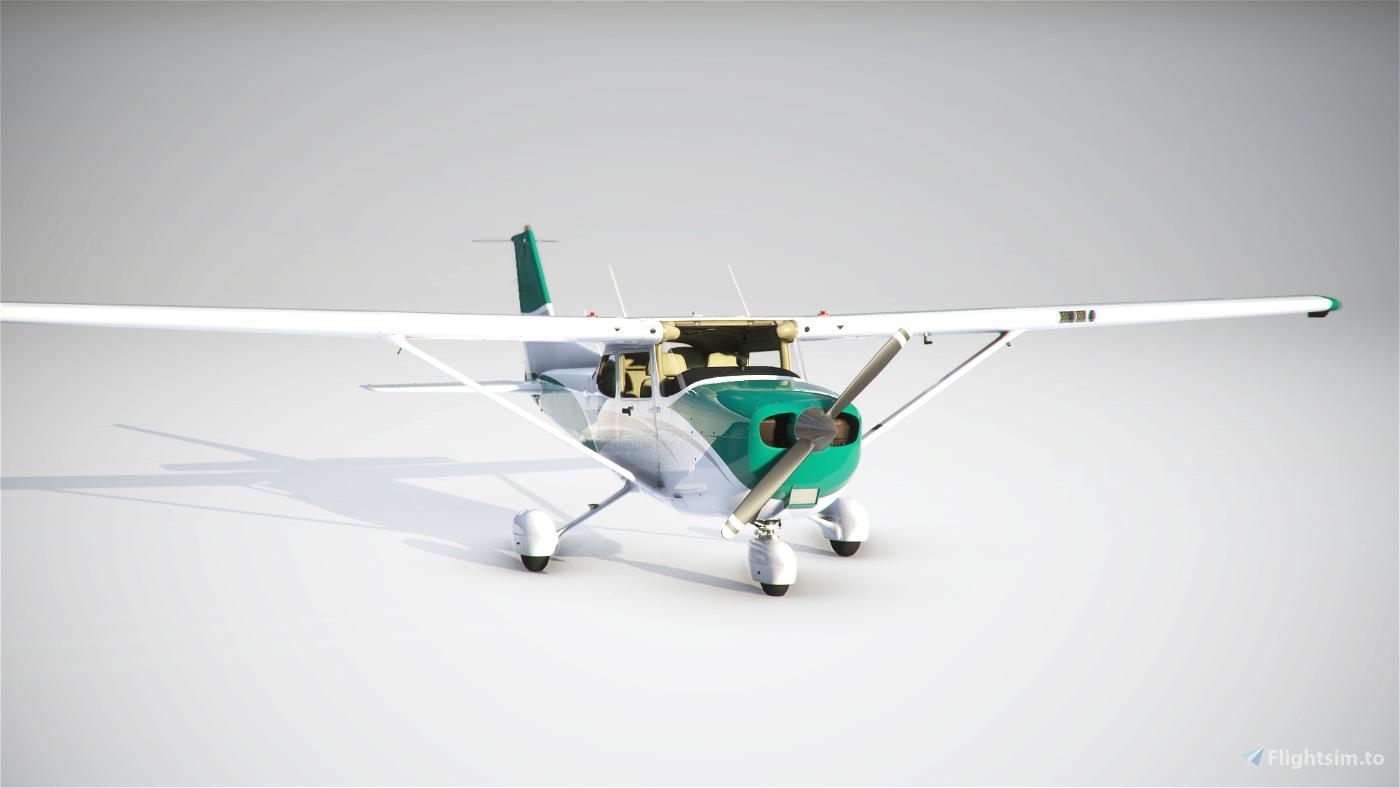 Cessna 172SP G1000 - Livery Pack Flight Simulator 2020