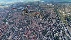 Mulhouse City Microsoft Flight Simulator