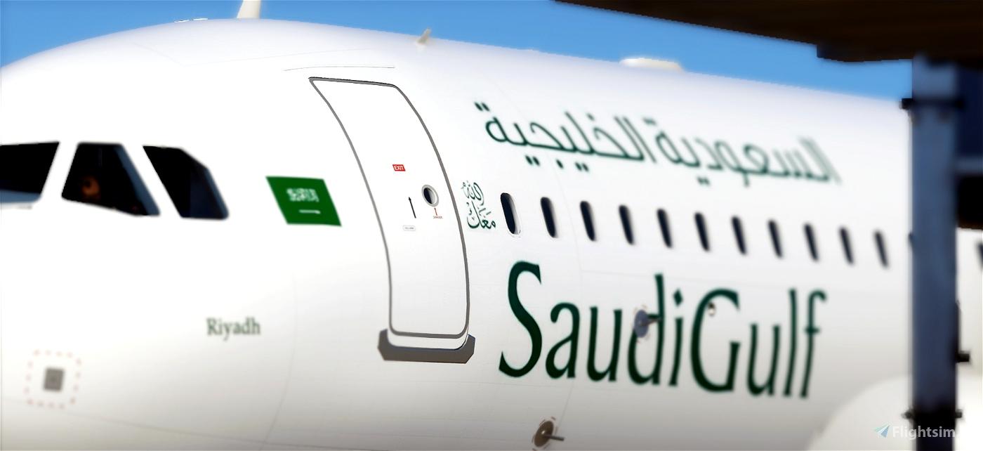 Saudi Gulf [patch 5] Flight Simulator 2020