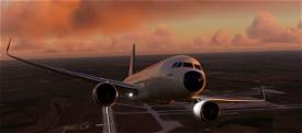 MALEV Airbus a320neo  Image Flight Simulator 2020