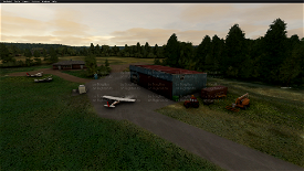 ESAV Kattleberg Microsoft Flight Simulator