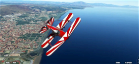 Pitts S-2S X spin and snap roll mod Image Flight Simulator 2020