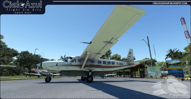 Prestige Wings | TI-BGX | Asobo Cessna C208B EX Grand Caravan (8K)