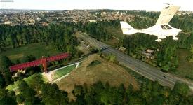 Angel of the North - Gateshead Microsoft Flight Simulator