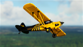 X-Cub Hornet (4K) Image Flight Simulator 2020