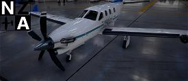 Papua New Guinea (PNG) Highland Air Express TBM 930 Image Flight Simulator 2020