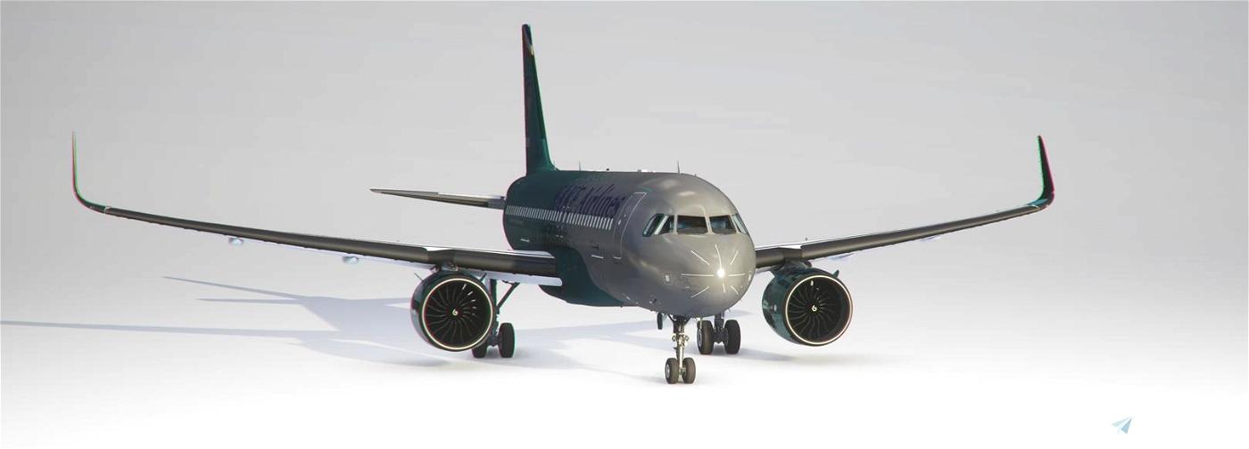 A320 SakeSimu