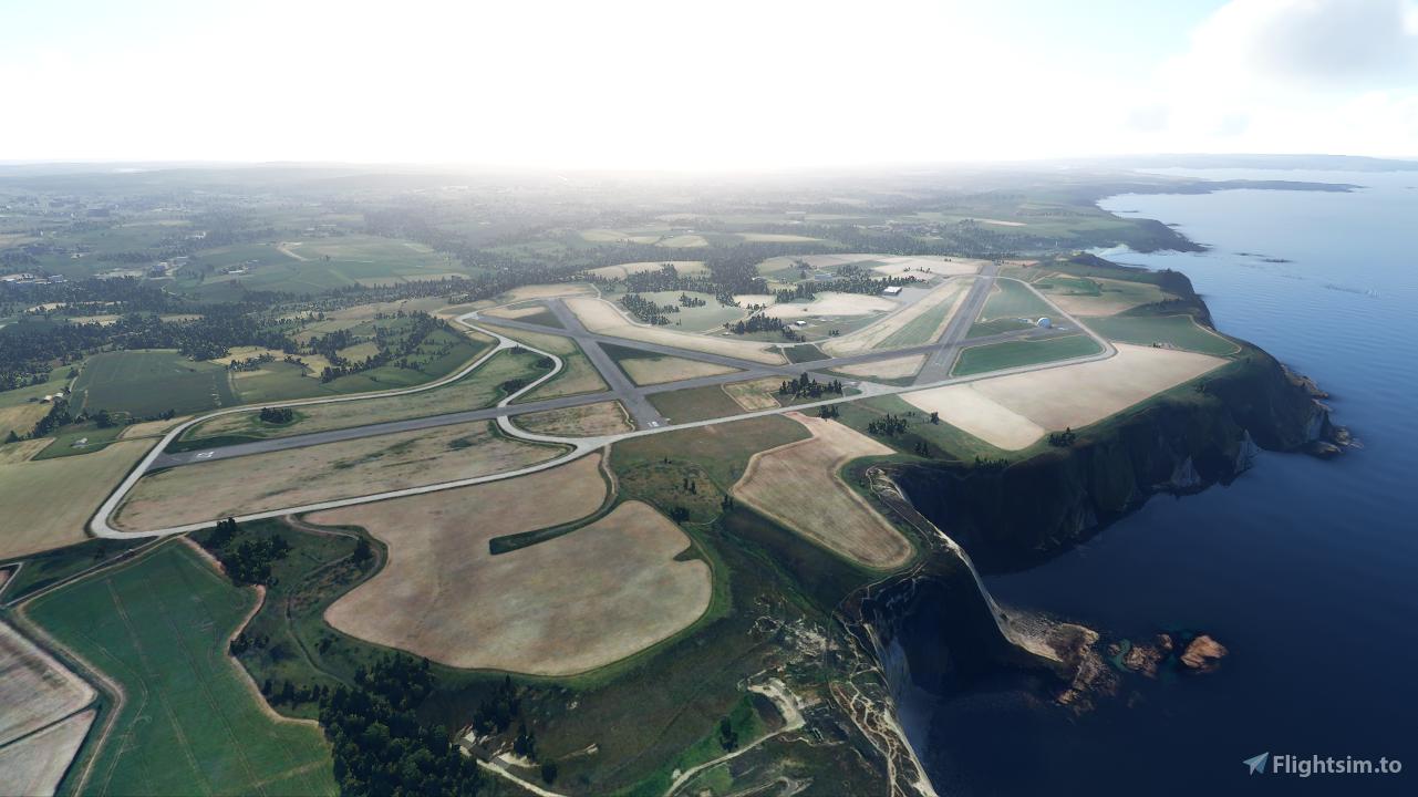 RAF Portreath - EXPR Microsoft Flight Simulator