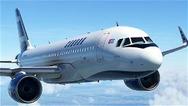 Airbus A320neo Cubana 8K Image Flight Simulator 2020