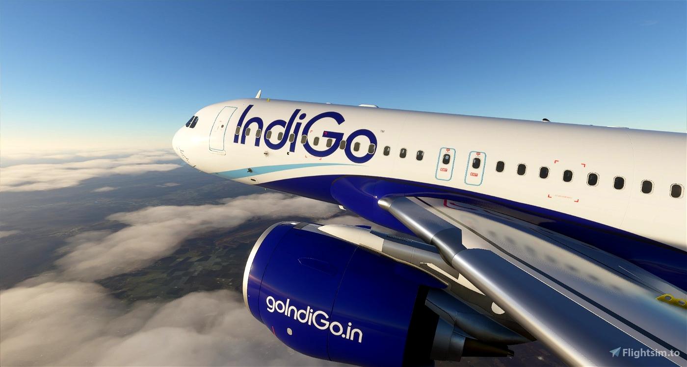 IndiGo - 8K