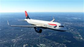 A320 - British Airways (concept) Image Flight Simulator 2020