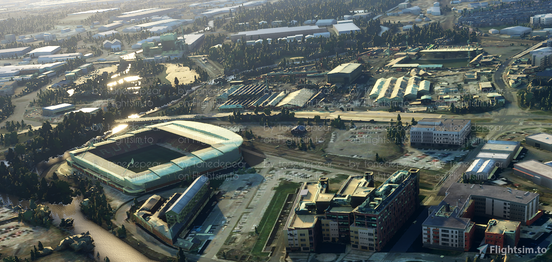 Rotherham United New York Stadium (and Millmoor)