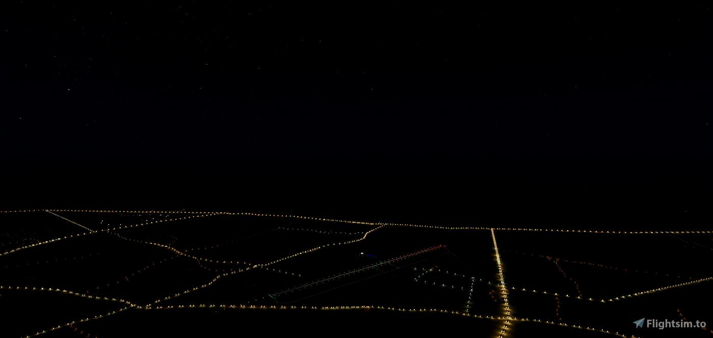 Matale Rajapaksa International Airport Sri Lanka Image Flight Simulator 2020