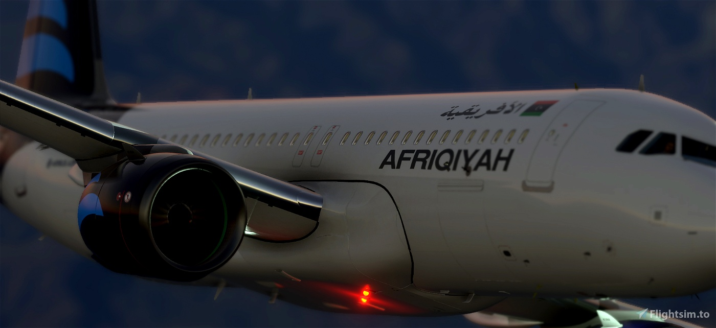 Afriqiyah Airways [patch 5]