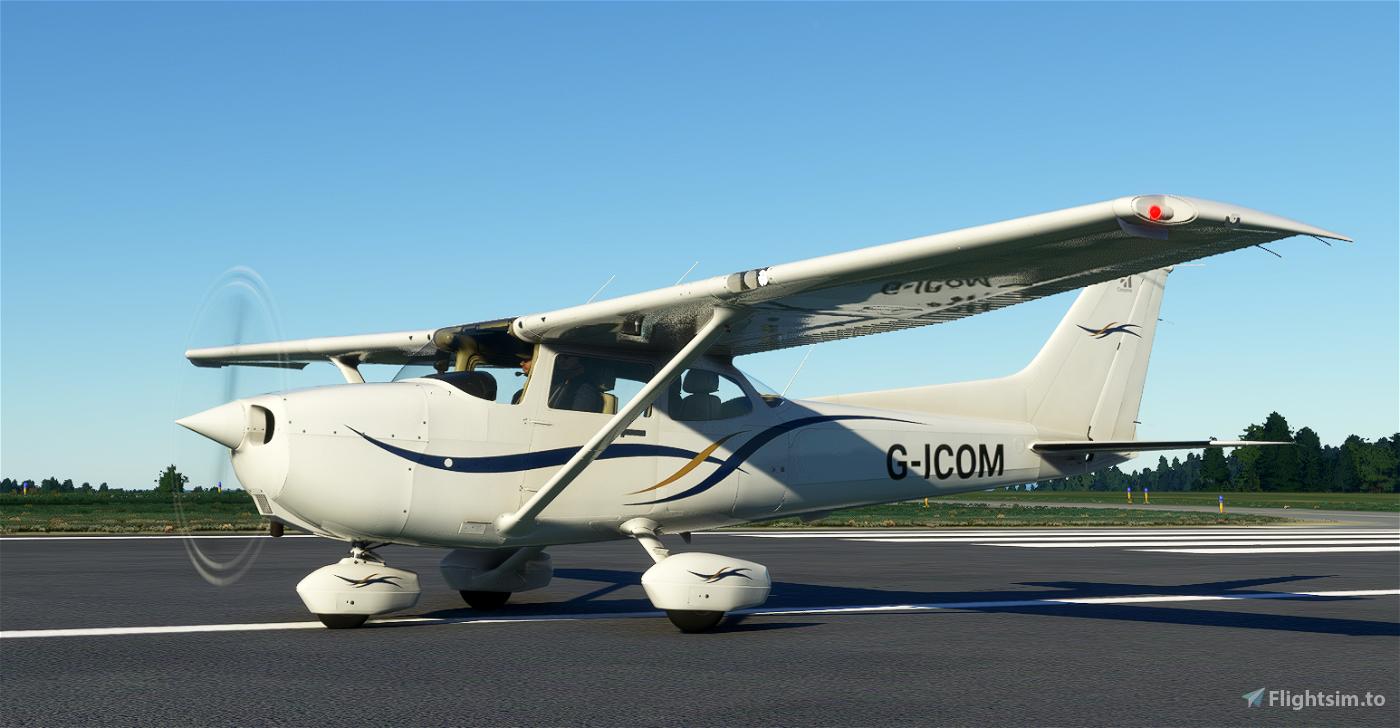 Alouette Flying Club C172 G1000