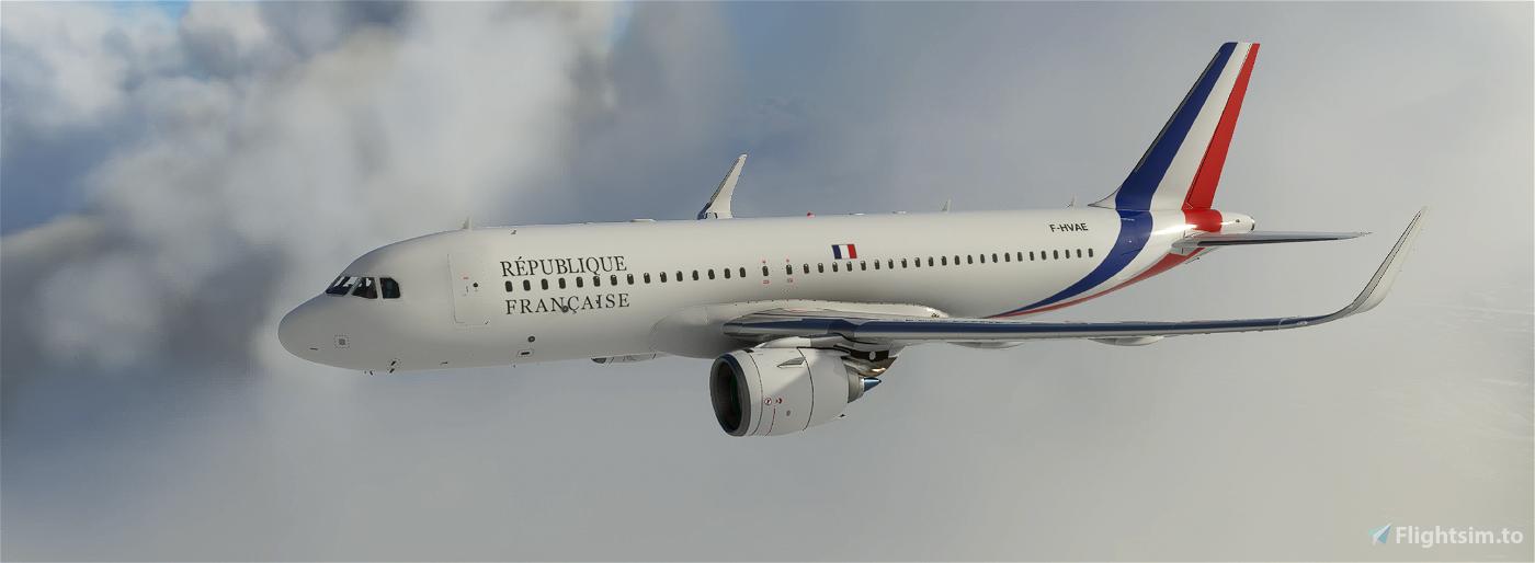 A320neo ETEC Variation#1 Flight Simulator 2020