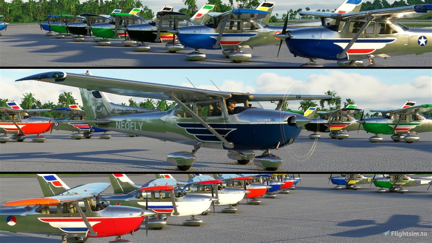 C172 Mach Pack (for G1000 & Classic) Flight Simulator 2020
