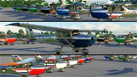 C172 Mach Pack (for G1000 & Classic) Image Flight Simulator 2020