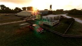 Ameland Airport (EHAL) Image Flight Simulator 2020