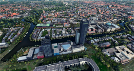 Leeuwarden - City Microsoft Flight Simulator