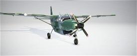 Força aérea Brasileira Cessna 208 B Image Flight Simulator 2020