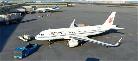 4k Air China A320neo Image Flight Simulator 2020