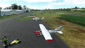 Saint-François city, Guadeloupe [TFFC] Microsoft Flight Simulator