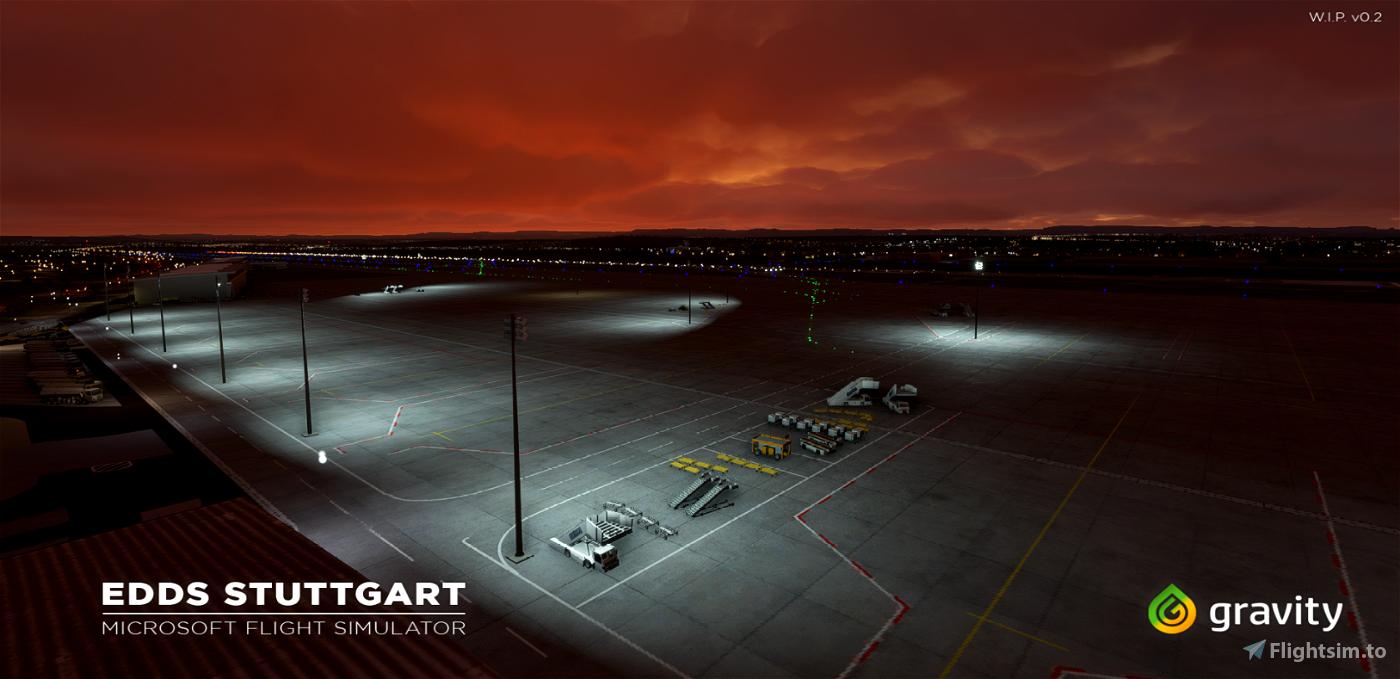 EDDS - Stuttgart Manfred Rommel Airport