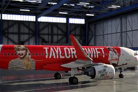 Airbus A320 Air Asia 'Red' (The Swiftbus...) Image Flight Simulator 2020