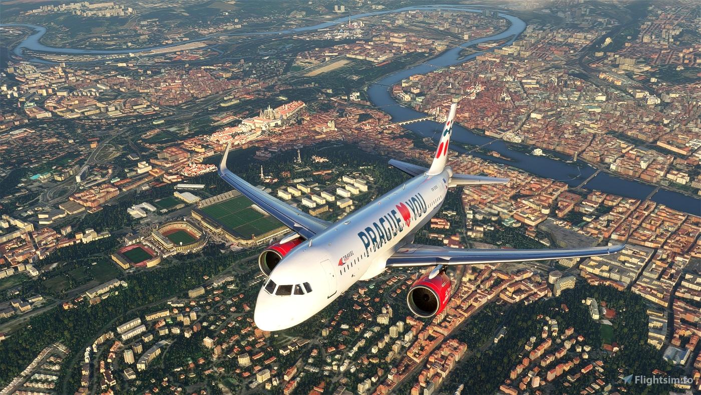 A320 NEO (Czech)Travelservice LovePrague