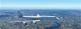 747-8i Ghost Plane (Lease Model) Image Flight Simulator 2020