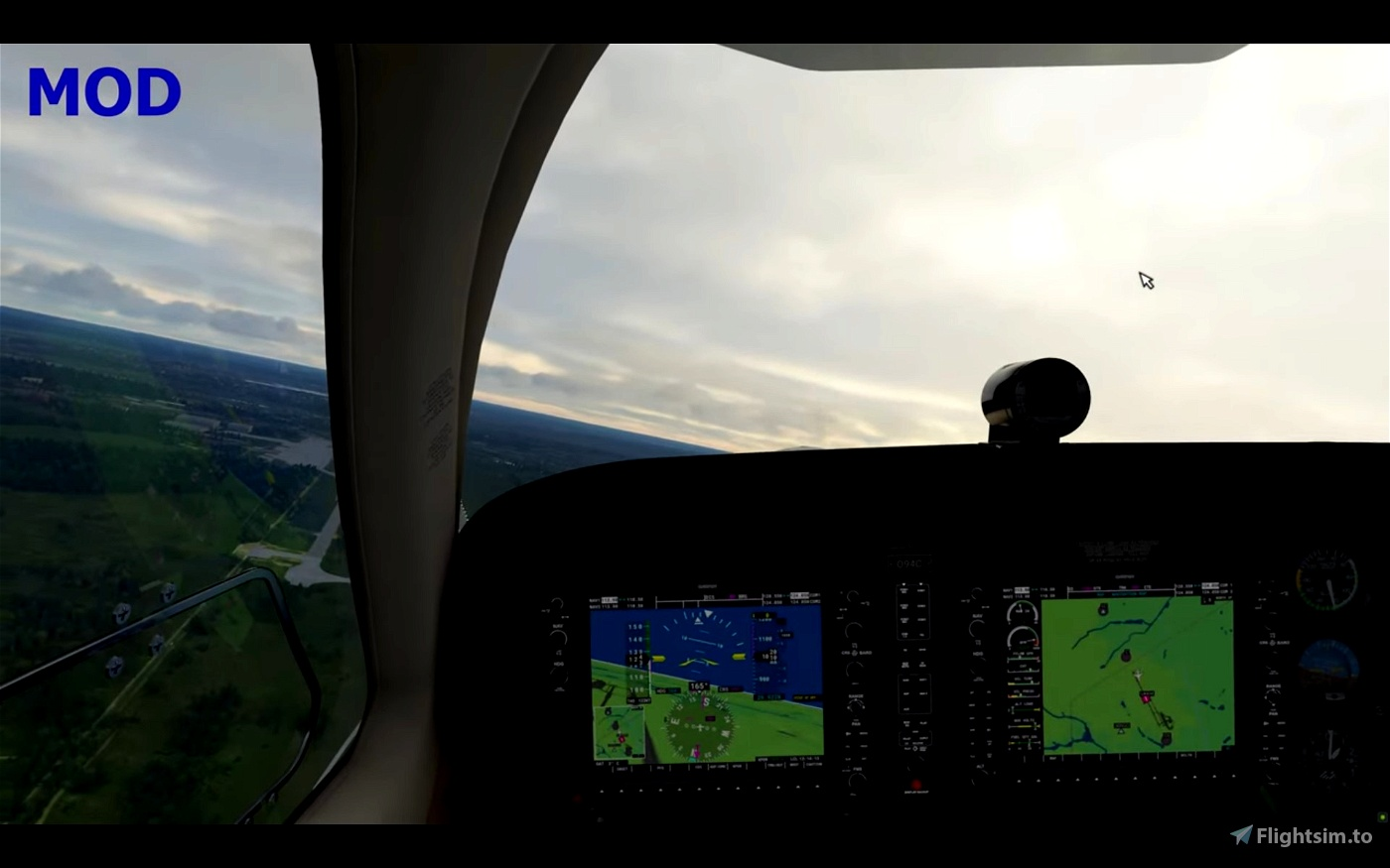 10 Propeller Mods for the FS2020 Standard Edition Microsoft Flight Simulator