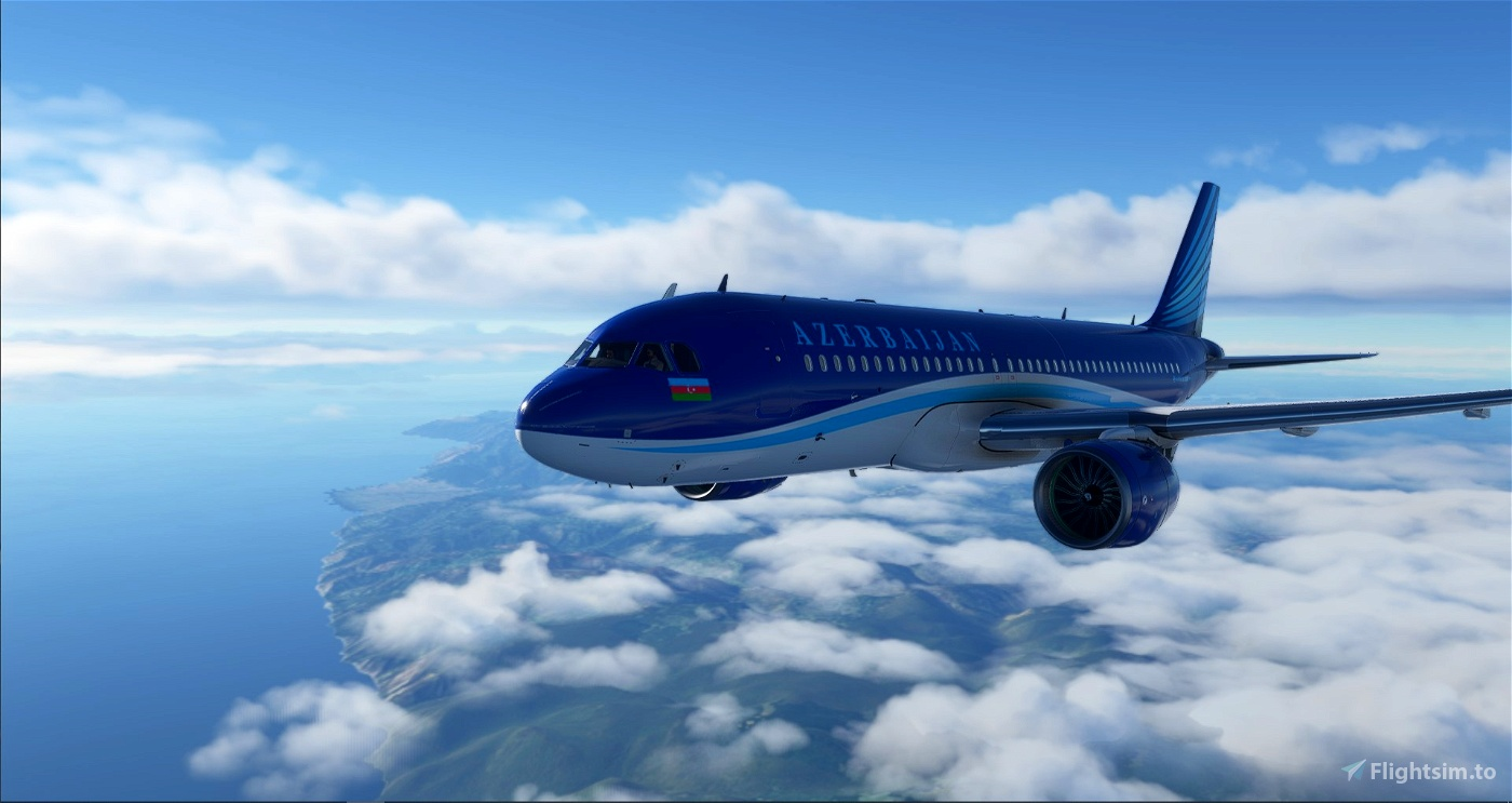 A320 AZAL  Flight Simulator 2020