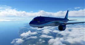 A320 AZAL  Image Flight Simulator 2020