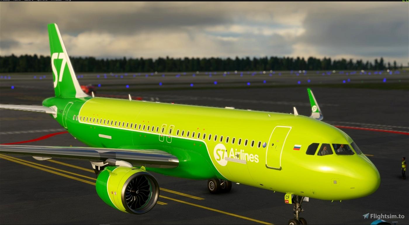 A320 S7