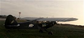 Savage Cub C-KJRK Poste-de-la-Baleine v2.0 (Compatible 1.12.13.0) Image Flight Simulator 2020