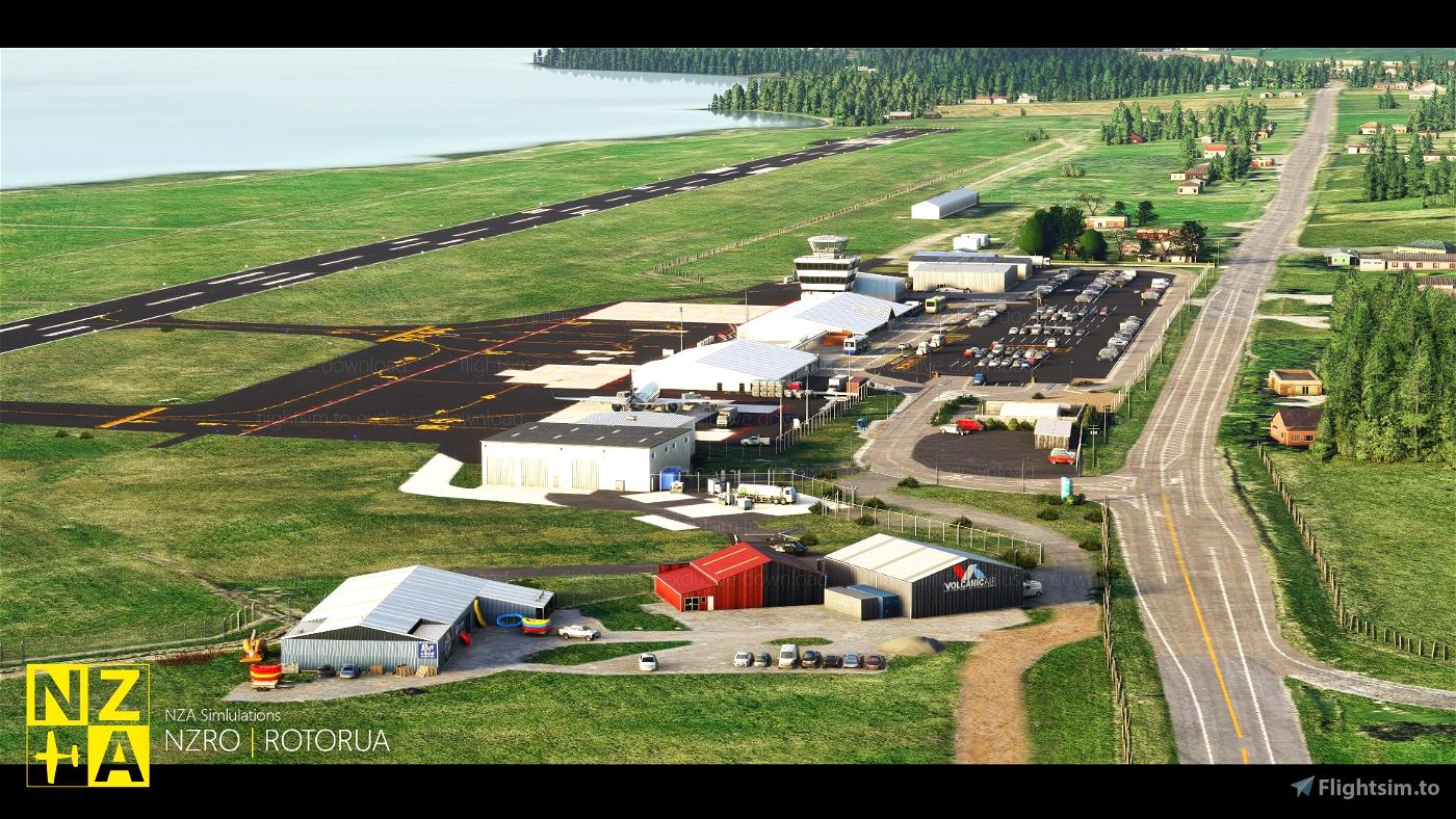 NZA Simulations -  NZRO Rotorua V1.1