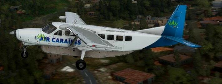 Air Caraibes 208B