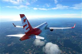 Airbus A320neo LTU (Revised livery) Image Flight Simulator 2020