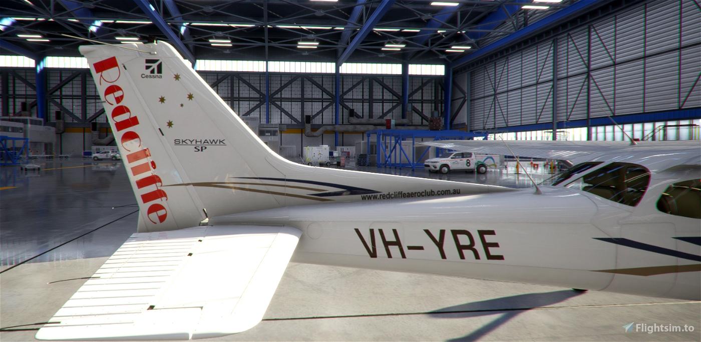 C172 Redcliffe Aero Club Qld Australia G1000
