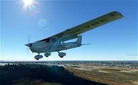 C172 Redcliffe Aero Club Qld Australia G1000 Image Flight Simulator 2020