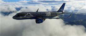 VOLCAN AIR A320neo Image Flight Simulator 2020