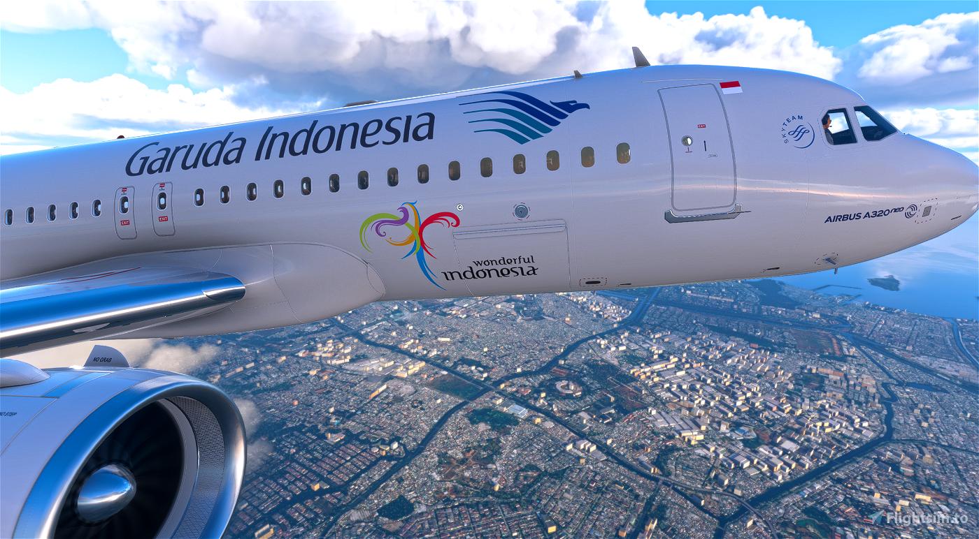[8K] Garuda Indonesia
