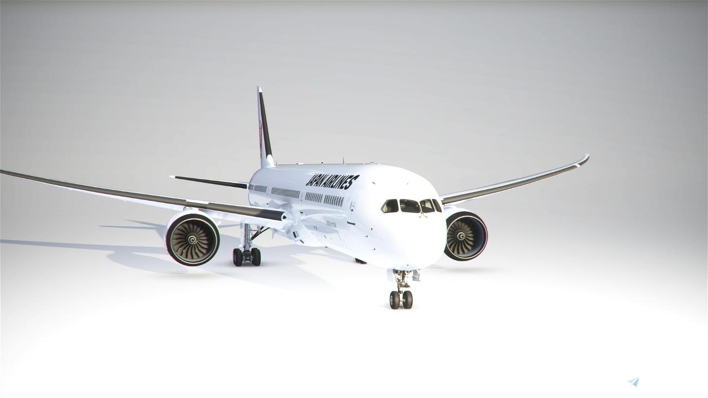 Boeing 787-10 Japan Airlines JA872J Flight Simulator 2020