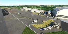 EGHQ - Newquay Airport/ St Mawgan AB - Upgrade Image Flight Simulator 2020